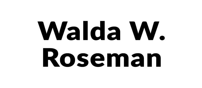 Walda Roseman